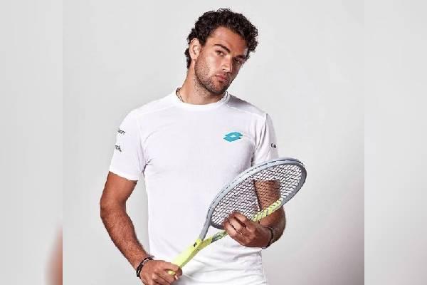 Matteo Berrettini - Professional Tennis Player