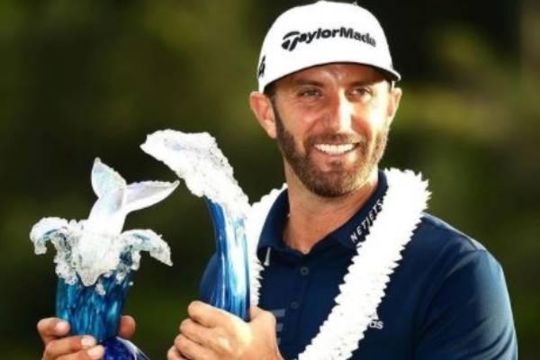 Dustin Johnson Biography - Professional Golfer